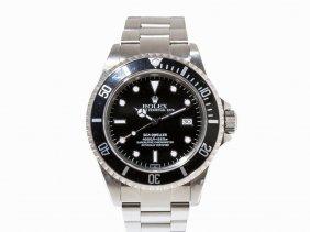 Rolex Sea-dweller, Ref. 16600, Switzerland, C. 1998