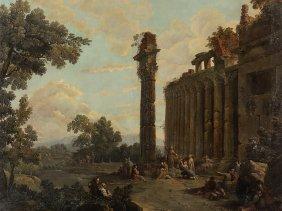 N. Bertuzzi/c. Lodi, Capriccio With Capuccine Monk,