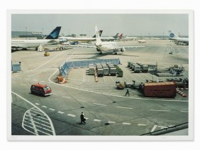 Fischli & Weiss, Airport, Offset In Colors,