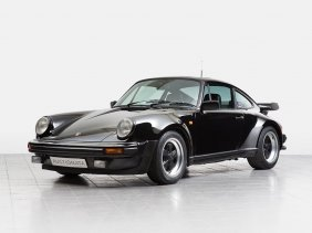 Porsche 911 930 Turbo, German First Delivery, Matching