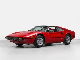 Ferrari 308 Gts, Mileage Of Only 65,422 Km, Model Year