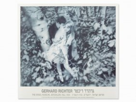 Gerhard Richter, Lovers In The Forest, Exhibition