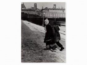 Jeanloup Sieff (1933-2000), Warsaw, Poland, 1955