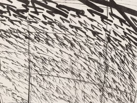K.r.h.sonderborg, Ohne Titel (26.iii.64), Lithograph,