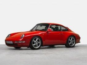 Porsche 911 Carrera 4, Type 964 Conversion To Type 993,