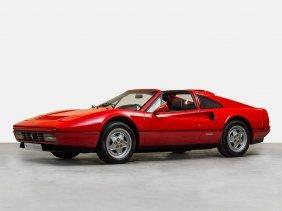 Ferrari 328 Gts, New Cam Belt, Mileage 26.069 Km, 1989
