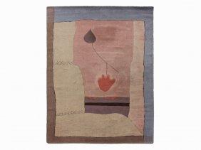 After Paul Klee, Arab Song, Rug, 1994