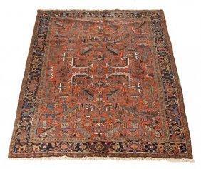 A Heriz Carpet, Approximately 240 X 330cm