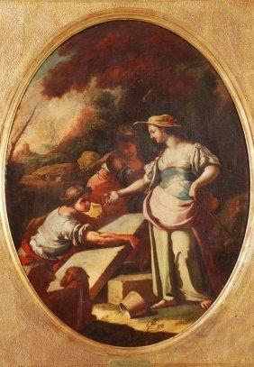 Salvatore Mollo (second Half 18th Century)  Ermini