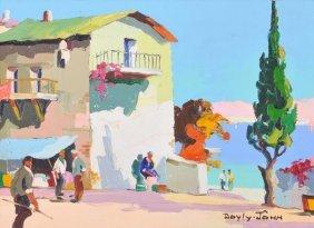 Cecil Rochfort D'Oyly John (1906-1993) Santa Marga