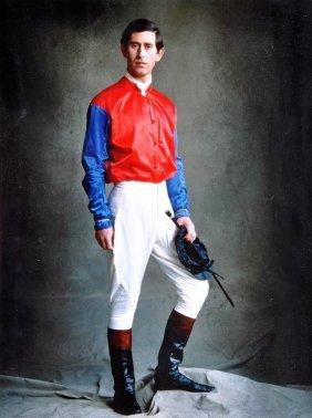 Lord Snowdon (b.1930) Prince Charles, Ca.1982