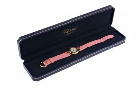 Chopard, Ref. 462209, A Lady's 18 Carat Gold And