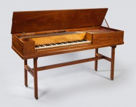A Square Piano By John Broadwood & Son, London, 1795