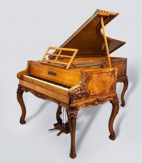 A Grand Piano By Collard & Collard, London, Circa 1840