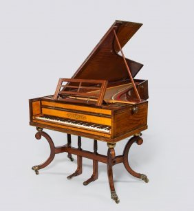 A Grand Piano By Muzio Clementi & Co., London, Circa