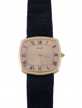 Piaget, Ref. 9731, A Lady's Gold Wristwatch, No
