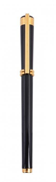 Christian Dior, A Black Lacquer Fountain Pen