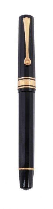 Omas, 75th Anniversary, Dama, A Black Fountain Pen,