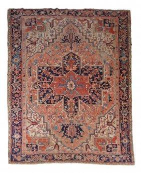 A Serapi Carpet , Approximately 340 X 249cm