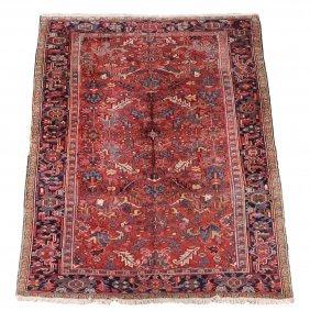 A Heriz Carpet, Approximately 318 X 231cm