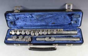 Armstrong Flute In Hard Case