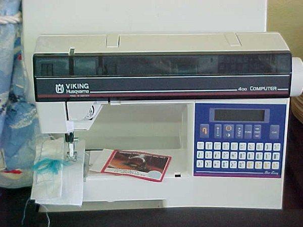 400 sewing machine