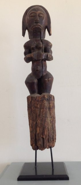 Dogon Tribal Post