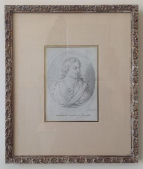 Pencil Drawing 19th Century