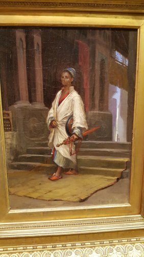Orientalist Painting 19th Century