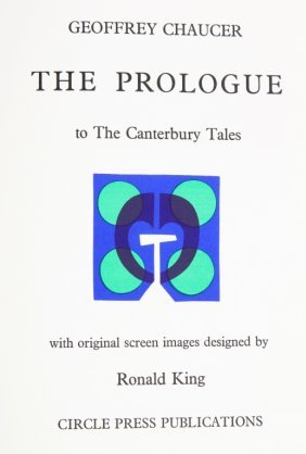 Ronald King, G. Chaucer Prologue To Canterbury Tales