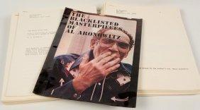 The Blacklisted Masterpieces Of Al Aronowitz, Inscribed
