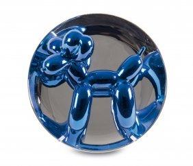 Jeff Koons (1955), Balloon Dog (blue), 2005