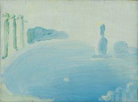 Virgilio Guidi ( 1892-1984), Senza Titolo