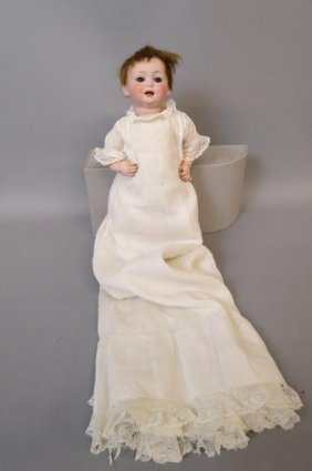 Armand Marseilles Bisque Head Baby Doll,