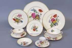 131 Pc. Wedgwood China Dinner Service For 12,