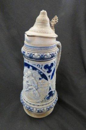 German Pottery Stein