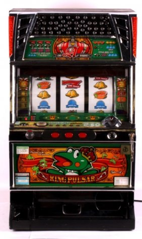 king pulsar slot machine