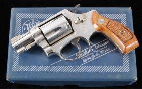 Smith & Wesson Model 36 Chief's Special Revolver