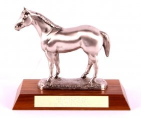 Central Montana Fair 4-h Horse Sculpture Trophy