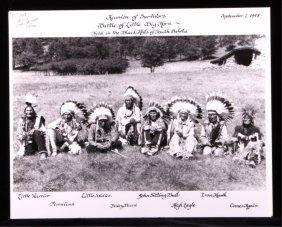 Battle Of The Little Bighorn Survivors Photographs