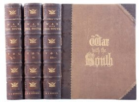War With The South Three Volume Set First Edition