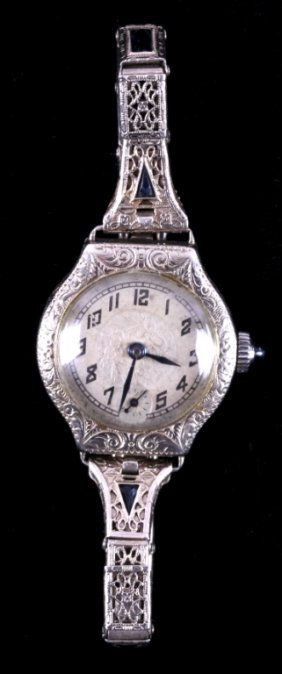 Ladies Victorian Watch