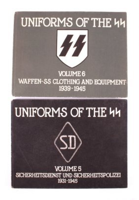Uniforms Of The Ss Vol. 5 & 6