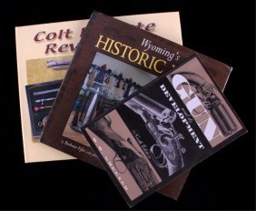 Firearm And Military Fort Book Collection