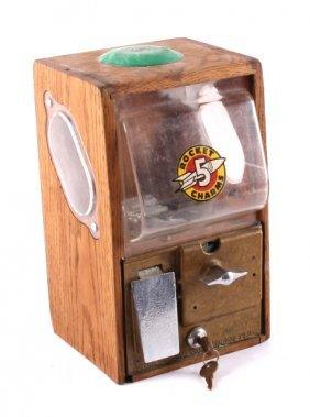 Victor Baby Grand 5 Vending Machine