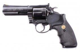 "Colt King Cobra .357 Mag Revolver Blue'd 4"""