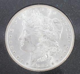 1883 Carson City Morgan Silver Dollar Gsa