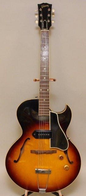 Gibson Es-225 Sunburst Electric Guitar