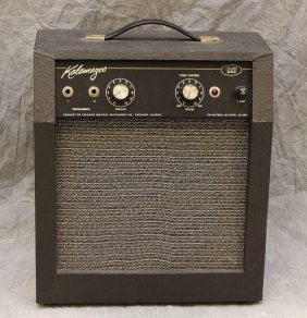 1966 Kalamazoo Model 1 Amplifier