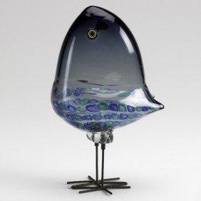 ALESSANDRO PIANON; Bird Sculpture